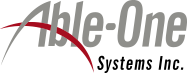 Able-One Systems Inc.