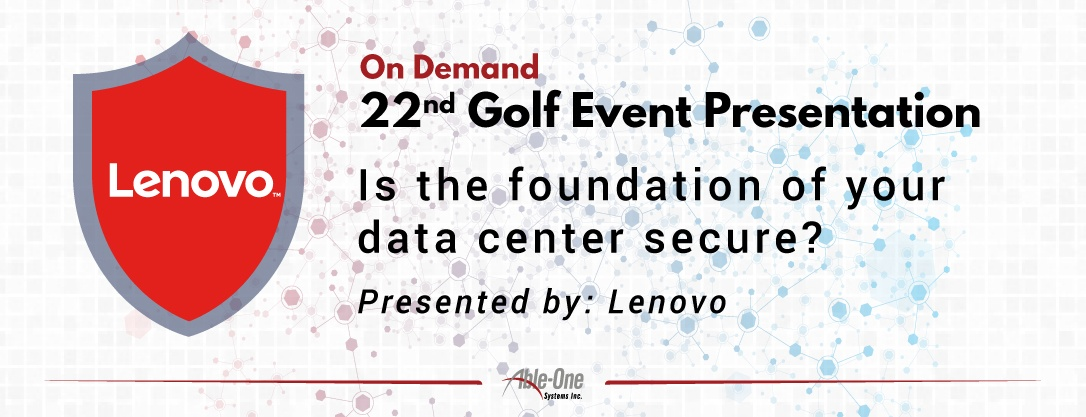 Is the foundation of your data center secure banner-01