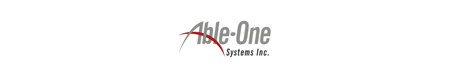 able-one banner