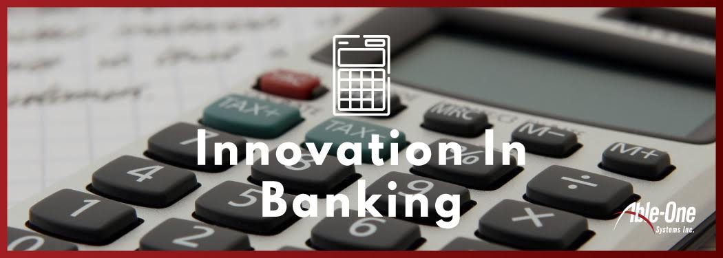 new innovation in banking