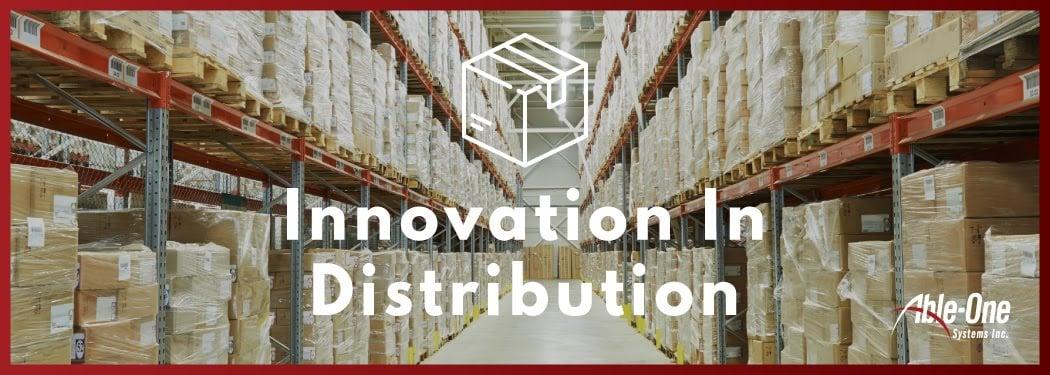 new innovation in distrubution