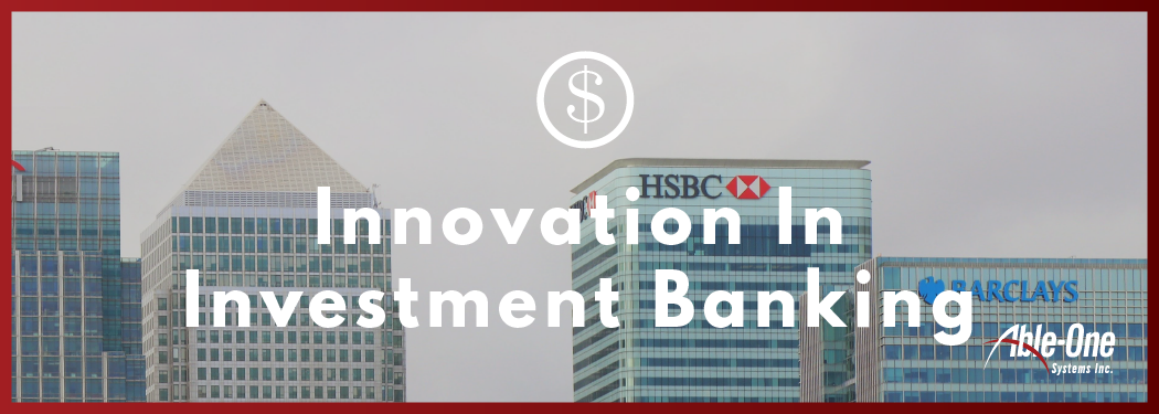 new innovation in investment banking banner-1