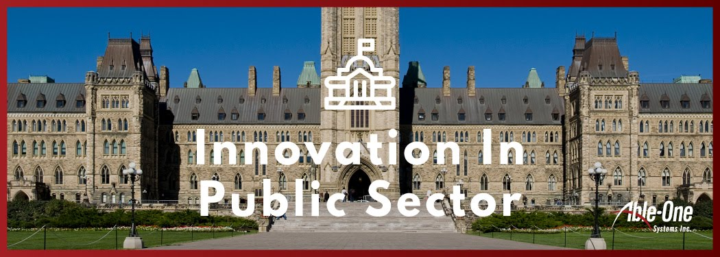 new innovation in public sector